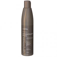 Шампунь активизирующий рост волос Curex Gentlemen Estel