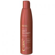 Бальзам Поддержание цвета окрашенных волос Curex Estel