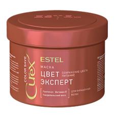 Маска для окрашенных волос Curex Estel