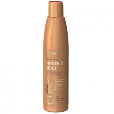 """Бальзам """"Чистый цвет"""" для шоколадных оттенков волос Curex Estel"""