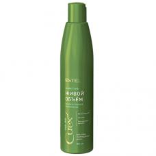 Шампунь Придание объема для сухих и поврежденных волос Curex Estel