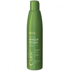 Бальзам Придание объема для сухих и поврежденных волос Curex Estel