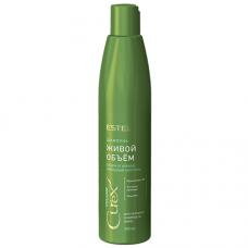 Шампунь Придание объема для жирных волос Curex Estel