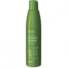 Бальзам Придание объема для жирных волос Curex Estel