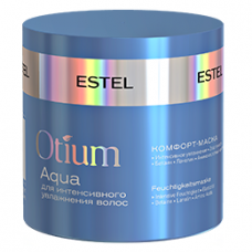 Комфорт-маска для интенсивного увлажнения волос Otium Aqua Estel