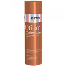 Бальзам-сияние для окрашенных волос Otium Color Life Estel