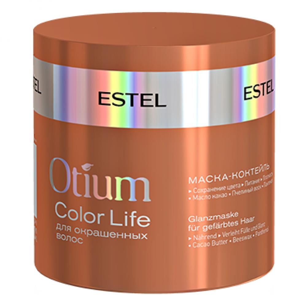 Маска-коктейль для окрашенных волос Otium Color Life Estel