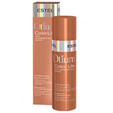 Спрей-уход для окрашенных волос «Яркость цвета» Otium Color Life Estel