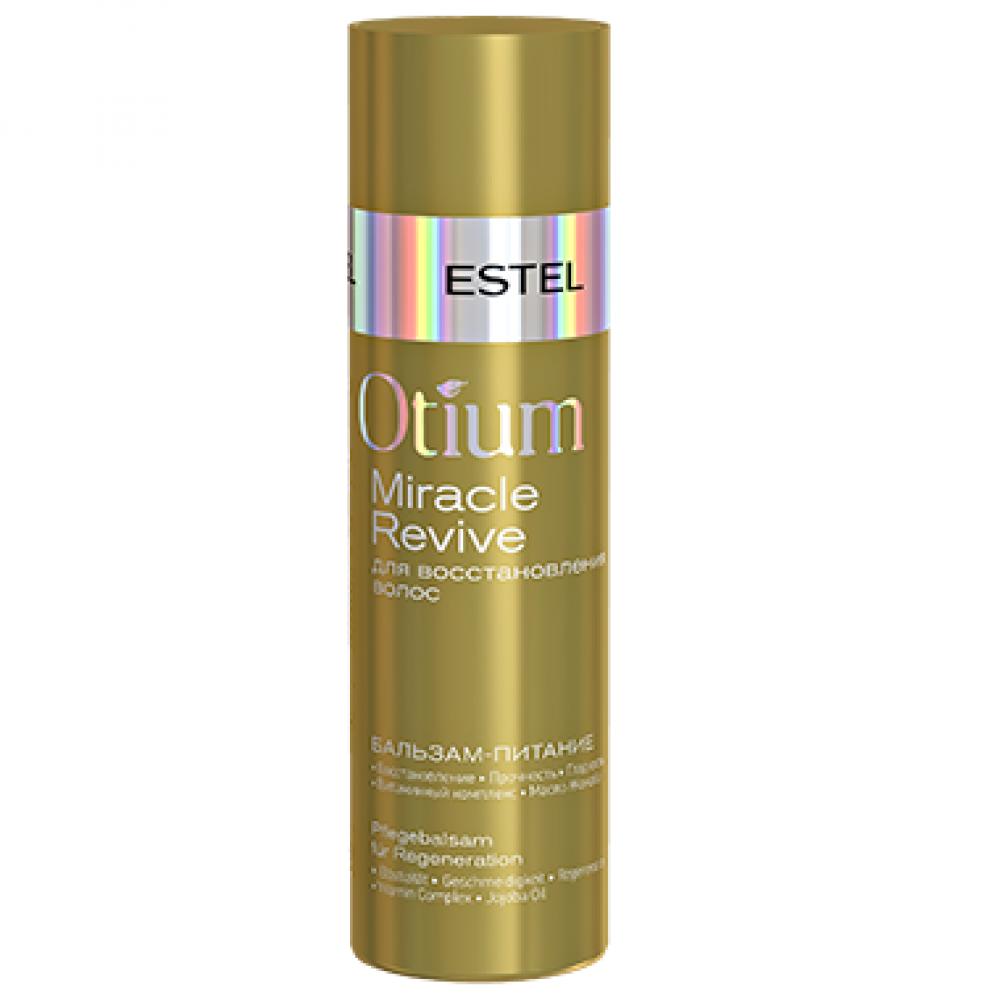 Бальзам-питание для восстановления волос Otium Miracle Revive Estel