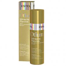 """Эликсир для восстановления волос """"Сила кератина"""" Otium Miracle Revive Estel"""