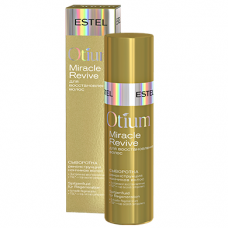 """Сыворотка """"Реконструкция кончиков волос"""" Otium Miracle Revive Estel"""