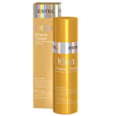 ВВ-крем для вьющихся волос Послушные локоны Otium Wave Twist Estel