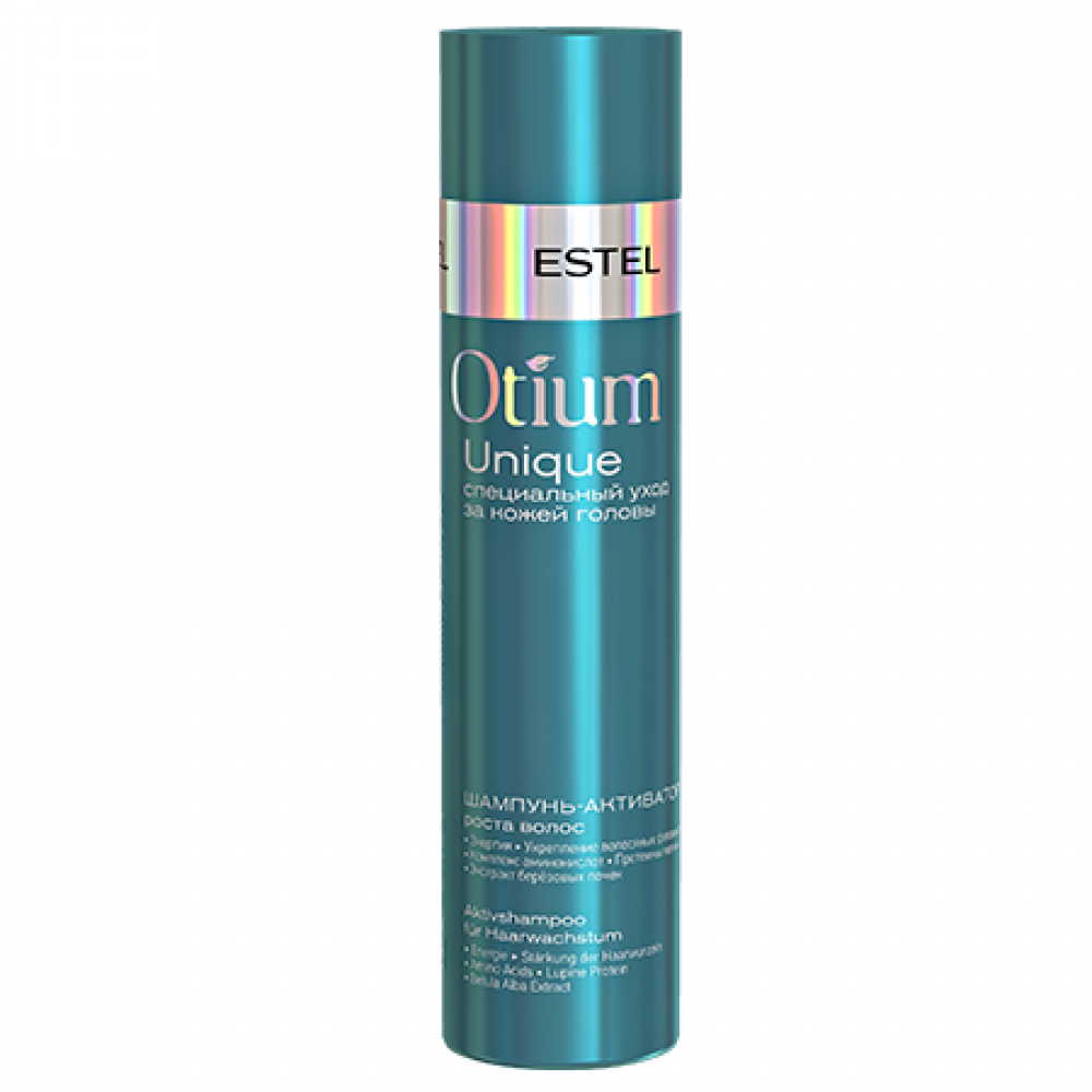 Шампунь-активатор роста волос Otium Unique Estel