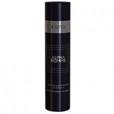 Шампунь для волос против перхоти Alpha Homme Estel