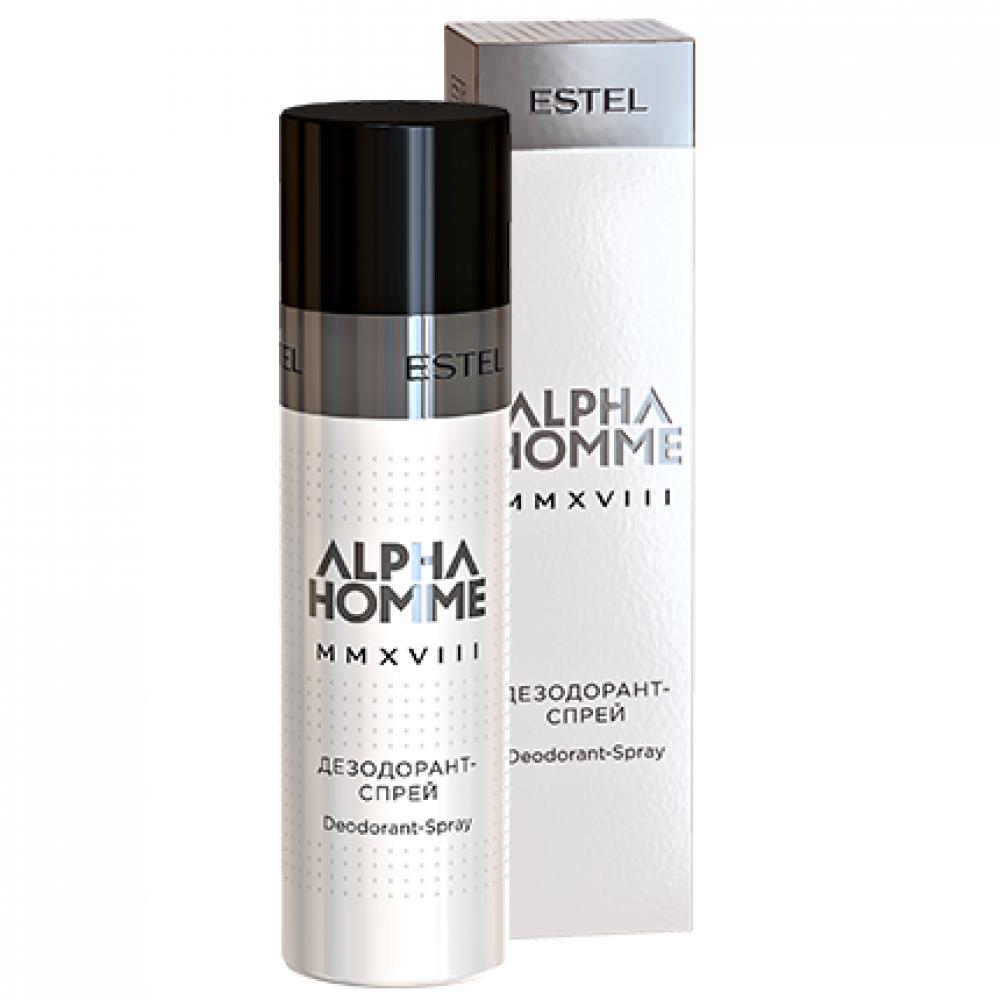Дезодорант-спрей Alpha Homme MMXVIII Estel
