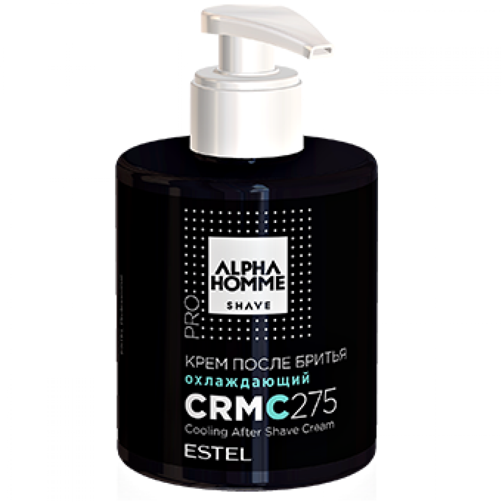 Крем после бритья охлаждающий Alpha Homme Pro Estel