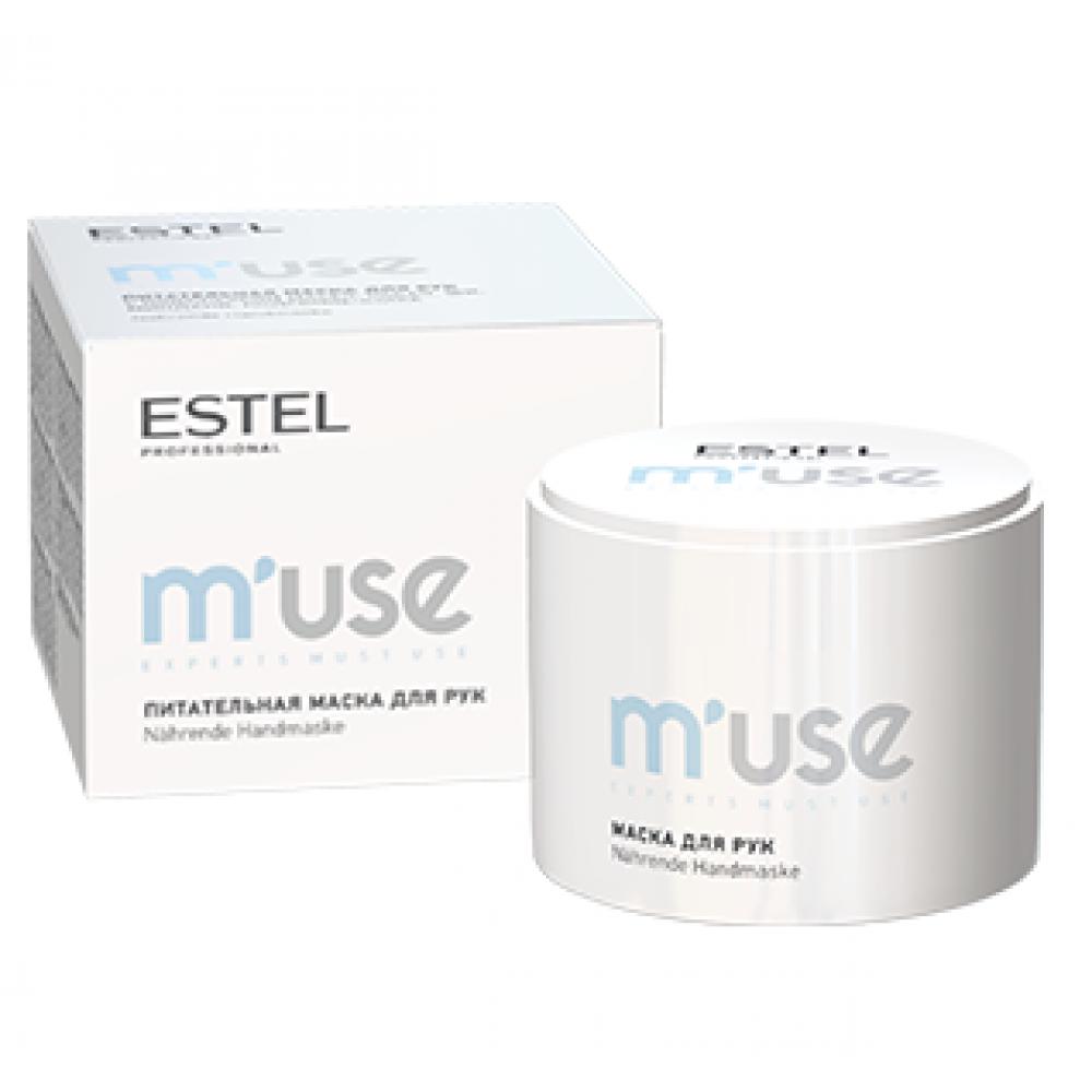 Питательная маска для рук M'use Estel