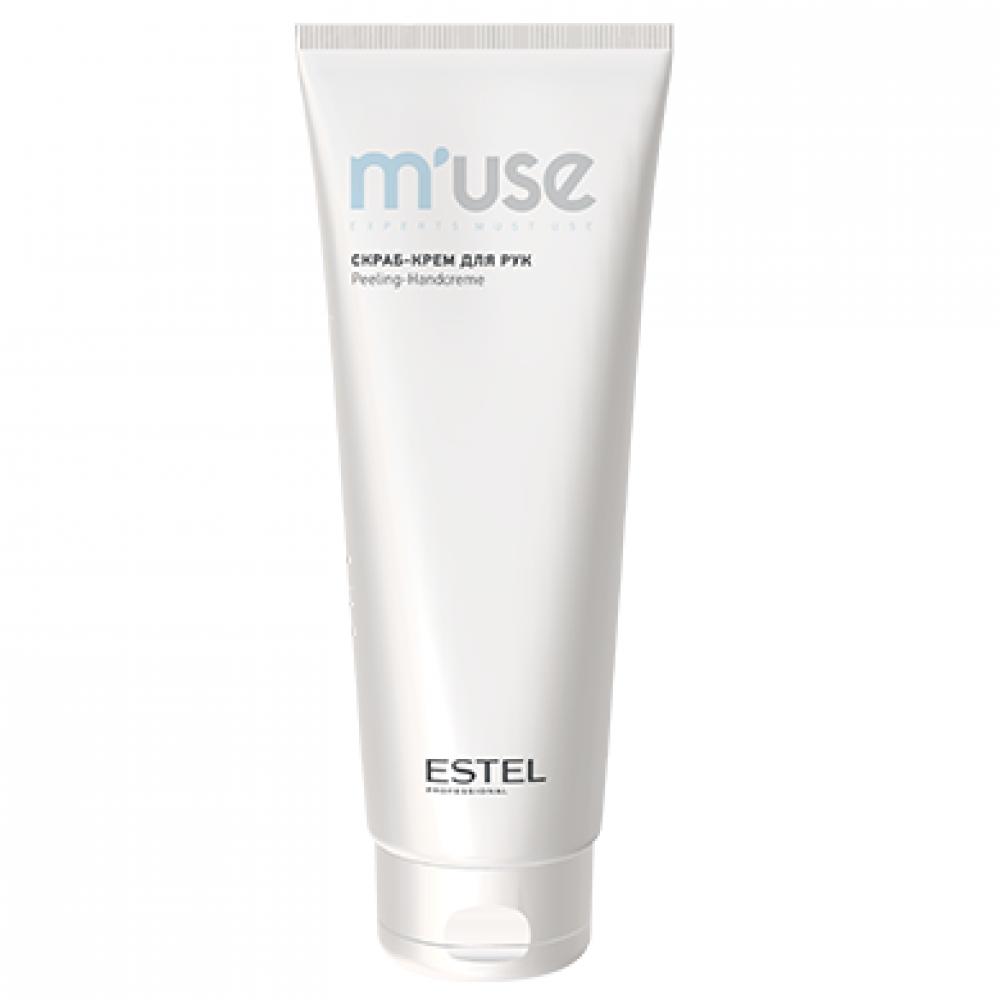 Скраб-крем для рук M'use Estel