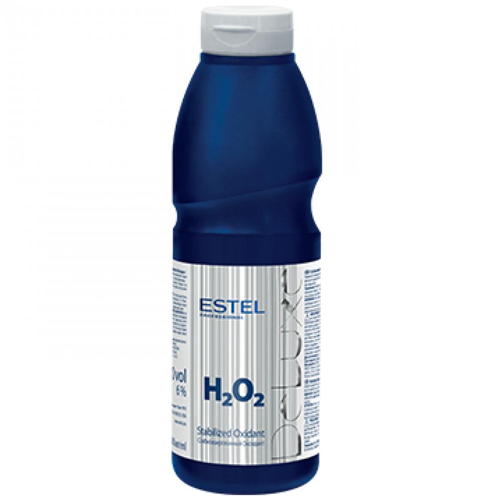 Стабилизированный оксидант 6% De Luxe Estel