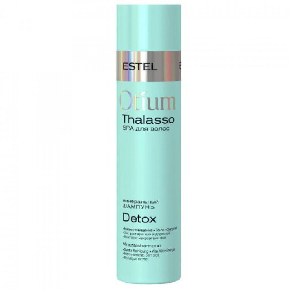 Минеральный шампунь Otium Thalasso Detox Estel
