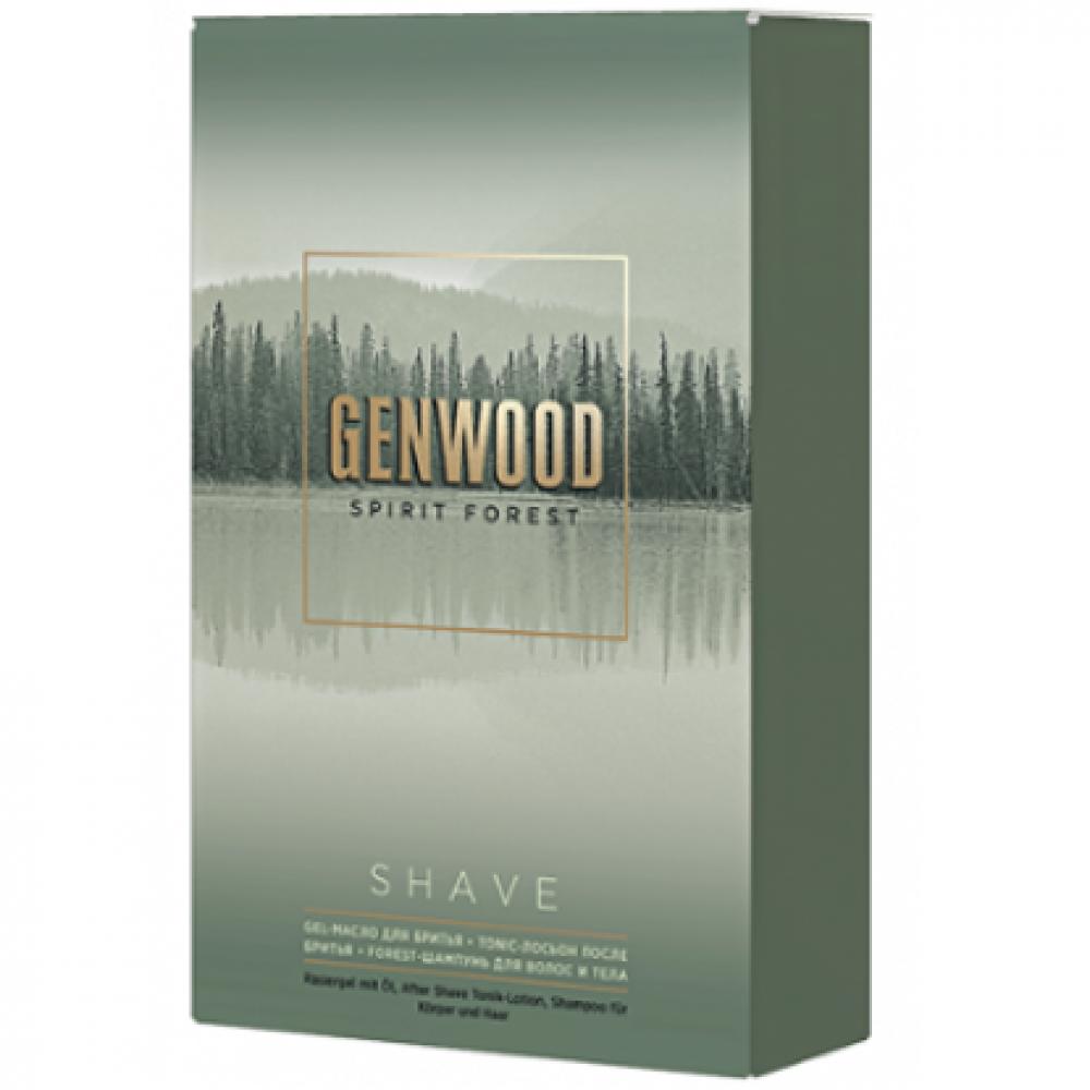 Набор Genwood Shave Estel