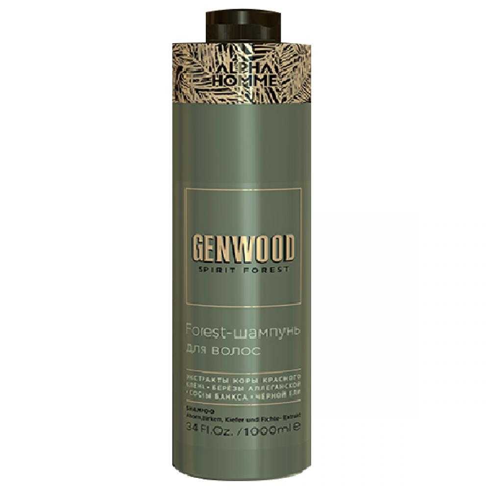 Forest-шампунь для волос и тела Genwood Estel