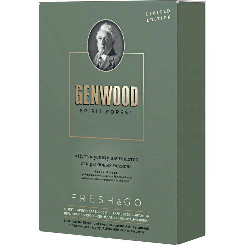 Набор Genwood Fresh&Go Estel