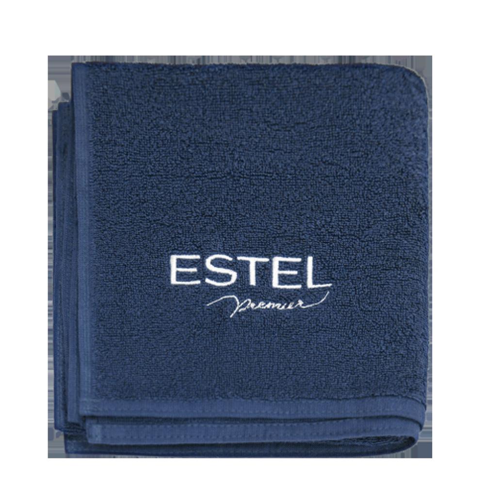 Махровое полотенце с логотипом Premier Estel