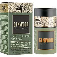 Hydro гель-крем для лица Genwood Estel