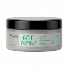 Маска для восстановления волос ACT NOW Indola
