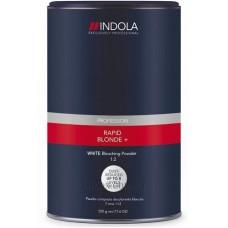 Порошок осветляющий Rapid Blond+ белый Indola