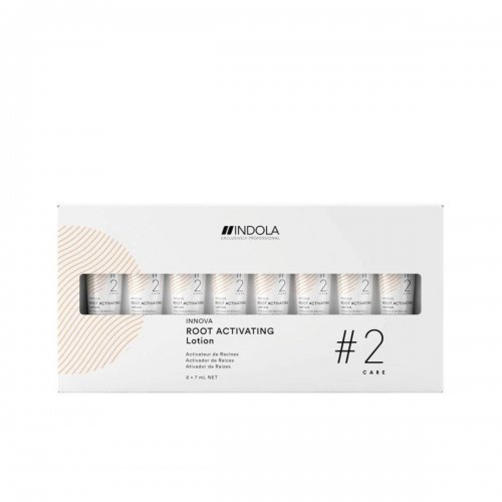 Лосьон-активатор роста волос Indola