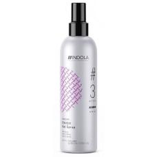 Гель-спрей для укладки волос Indola