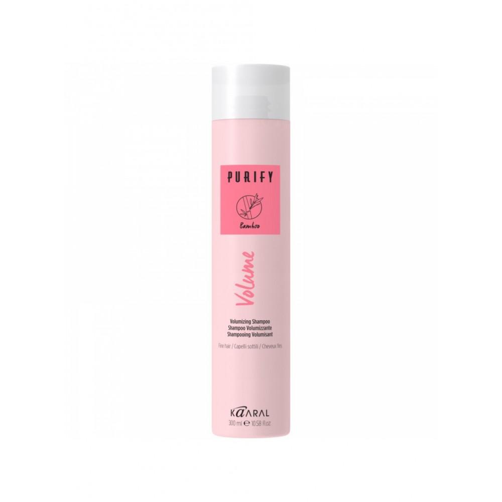 Шампунь-объем для тонких волос Purify Volume Shampoo Kaaral