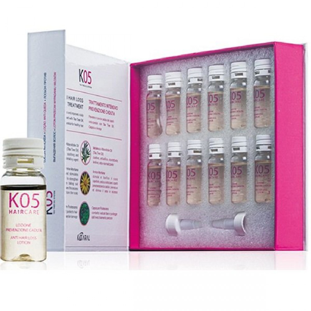 Лосьон против выпадения волос К05 Anti Hair Loss Intense Treatment Kaaral