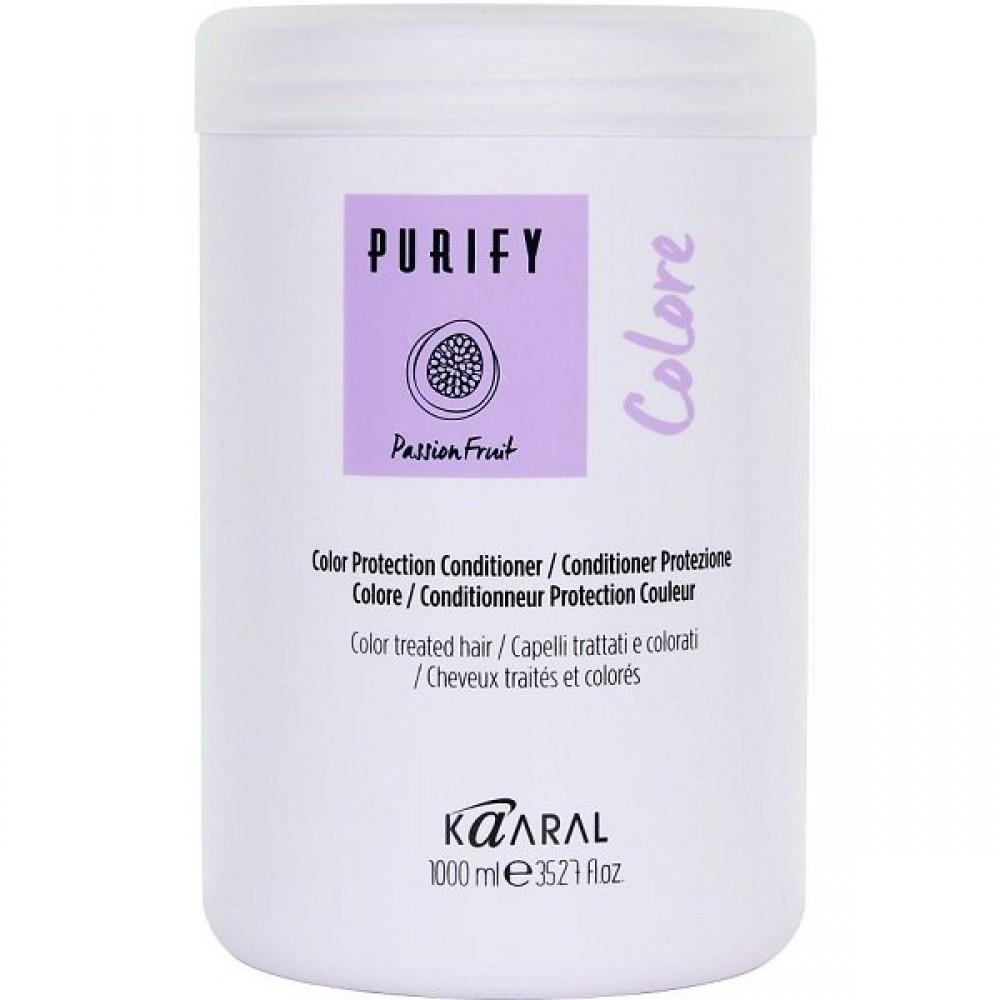 Кондиционер для окрашенных волос Purify Colore Conditioner Kaaral