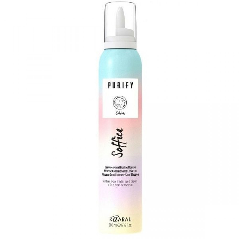 Несмываемый мусс-кондиционер Purify Leave-In Conditioning Mousse Kaaral