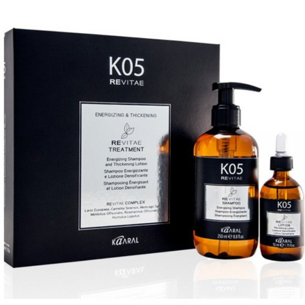Набор Усилитель роста волос K05 Revitae Complex Kaaral
