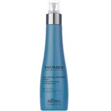 Защитное средство для окрашенных волос с тайской Моной Maraes Color Nourishing Shield Kaaral