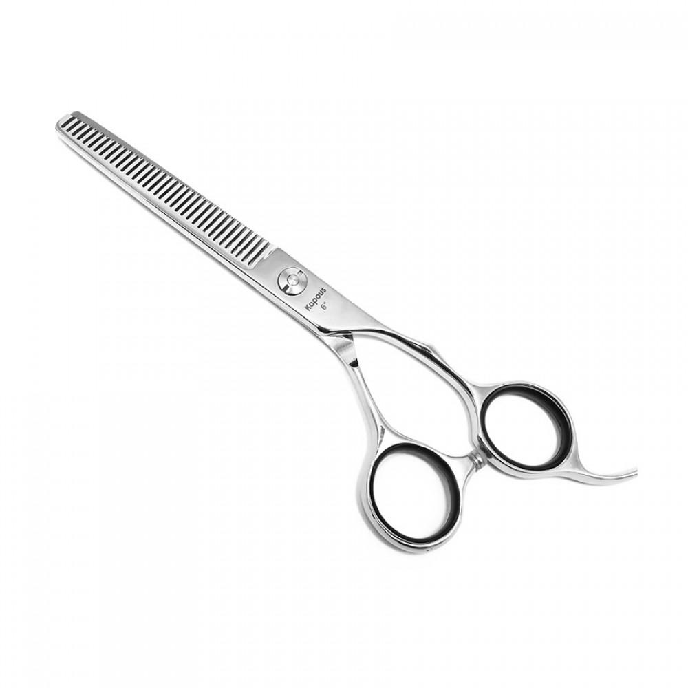 Ножницы парикмахерские филировочные 6.0 модель SК10T/6.0 1170 Kapous
