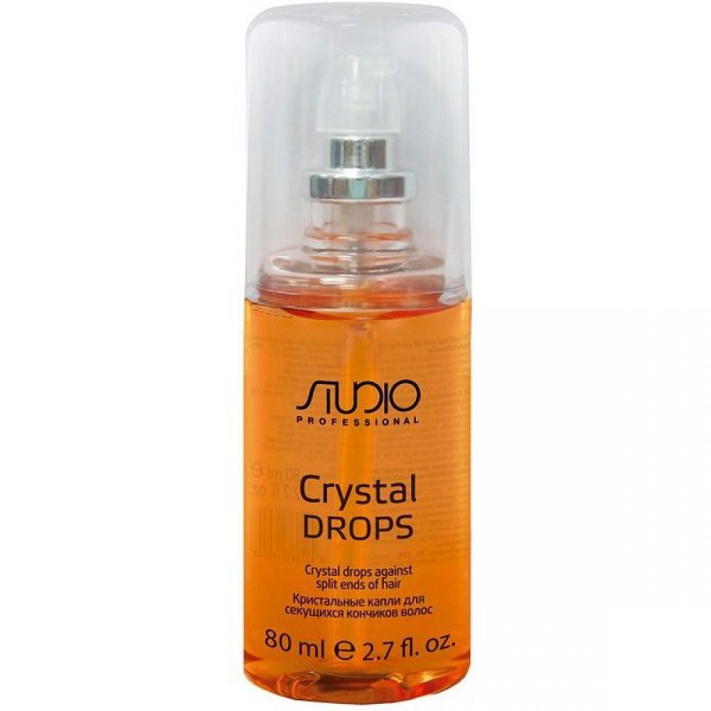 Кристальные капли для секущихся кончиков волос Сrystal Drops Kapous Studio