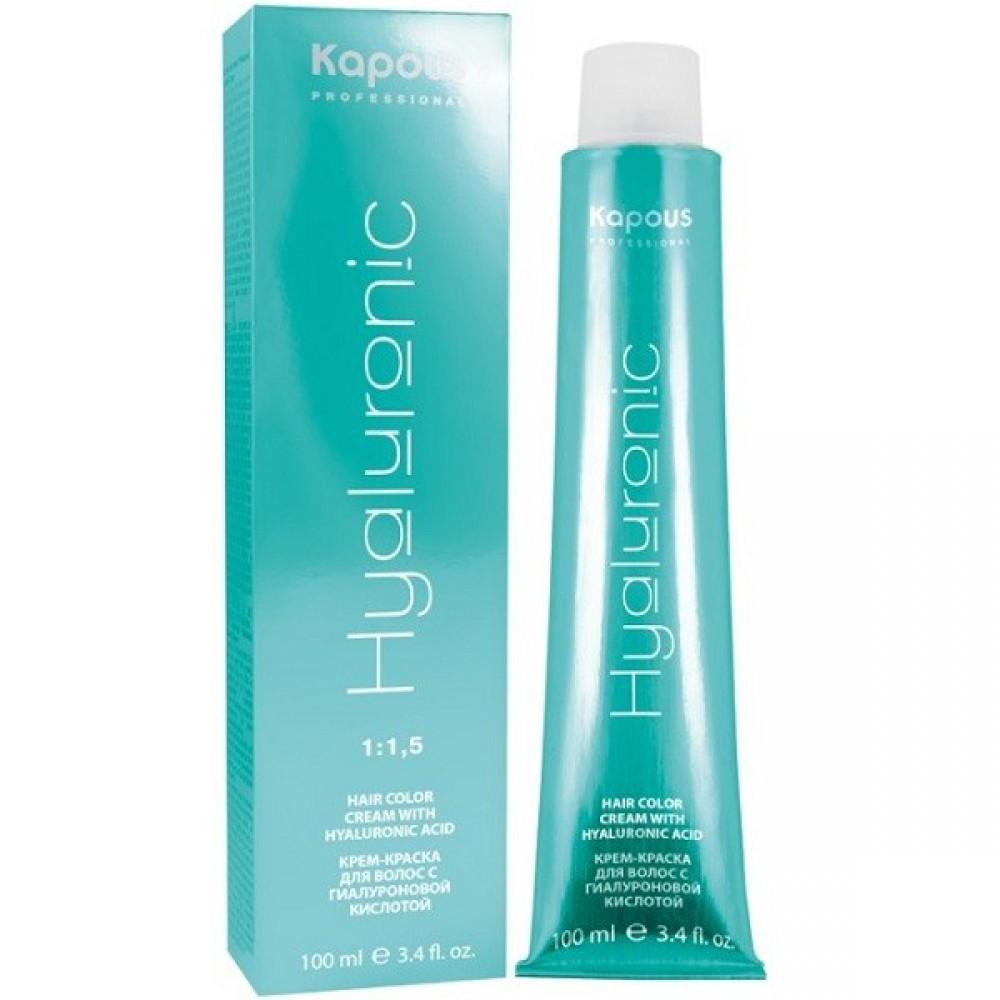 Крем-краска для волос с Гиалуроновой кислотой Kapous