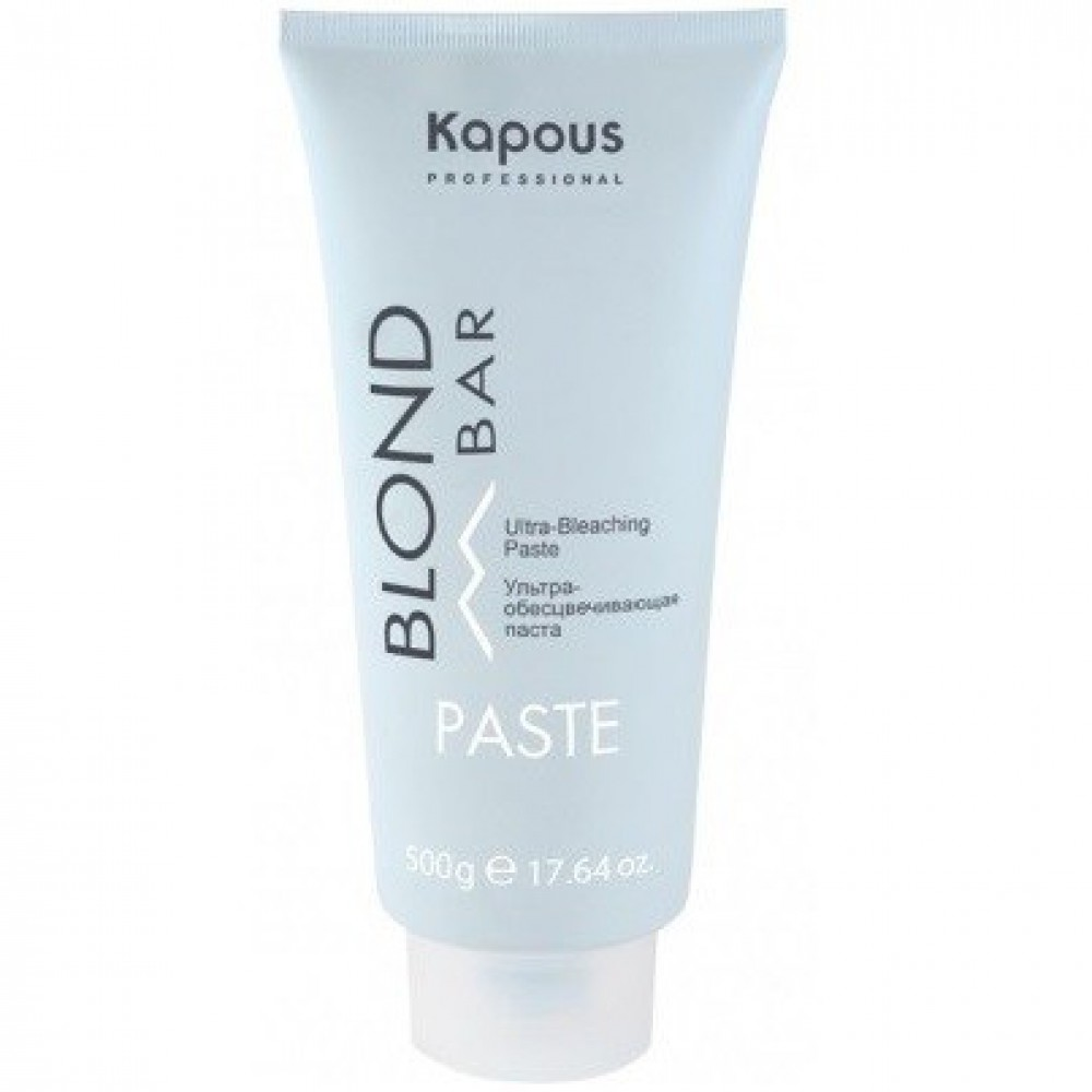 Паста ультра-обесцвечивающая Blond Bar Kapous