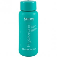 Восстанавливающий шампунь с Гиалуроновой кислотой Hyaluronic Acid Kapous