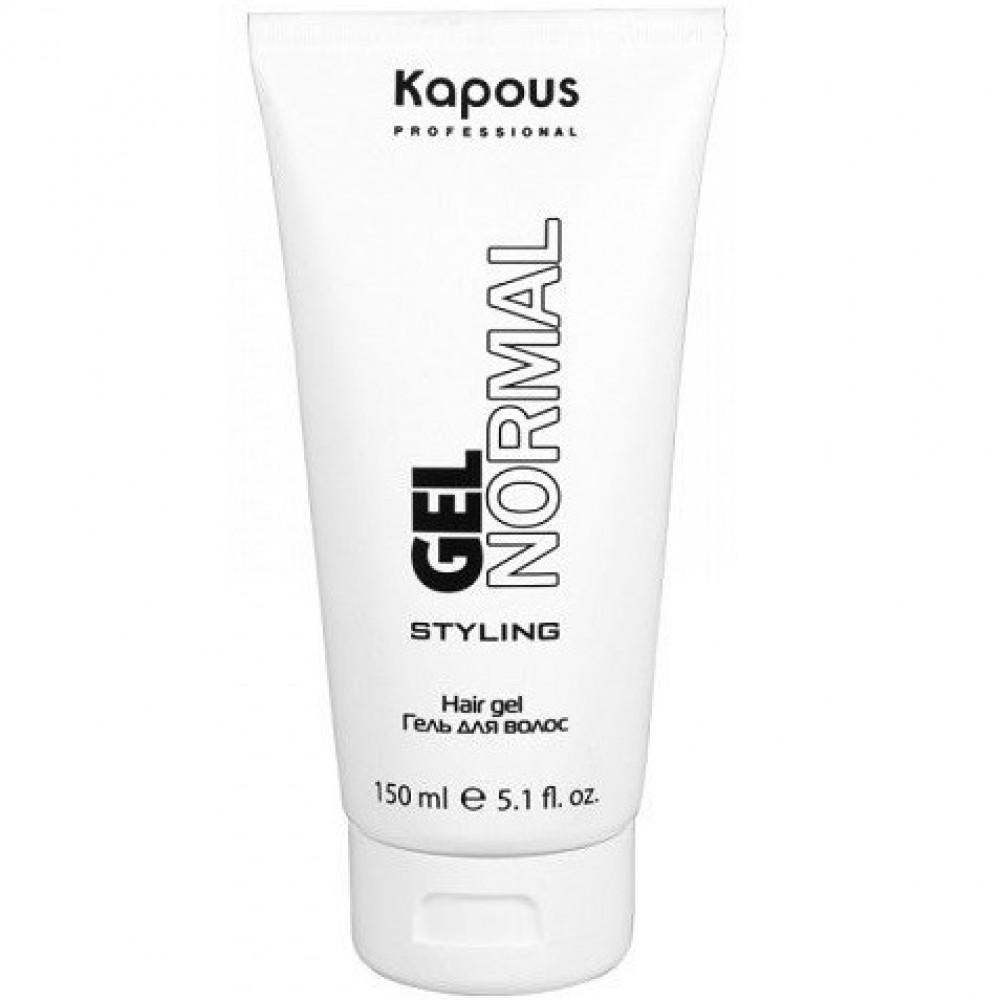 Гель для волос нормальной фиксации Kapous