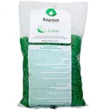 Воск гелевый в гранулах Лайм Kapous