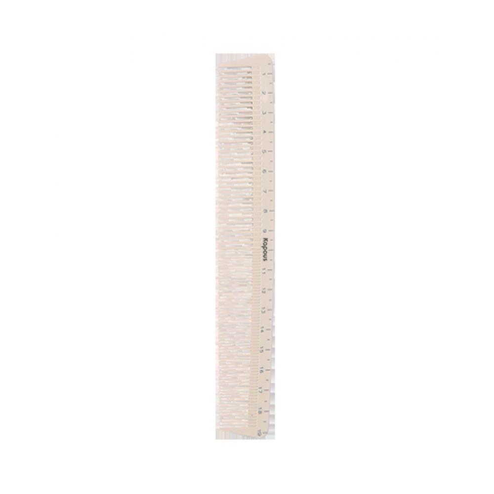 Расческа парикмахерская «Polycarbonate» 195*29 мм Kapous