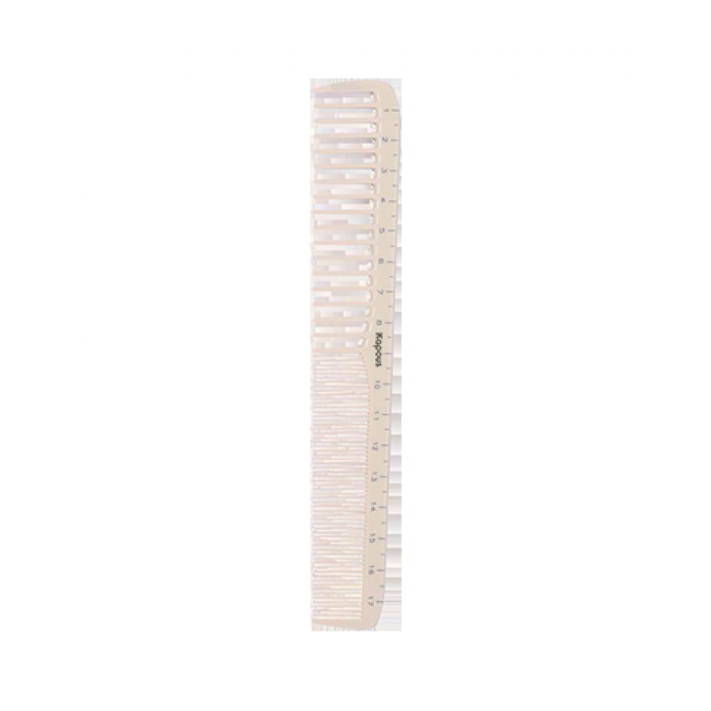 Расческа парикмахерская «Polycarbonate» 179*28 мм Kapous