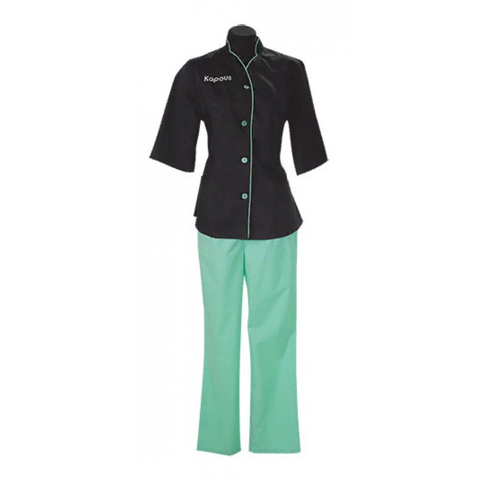 Костюм мастера (блуза+брюки) 54 размер Kapous