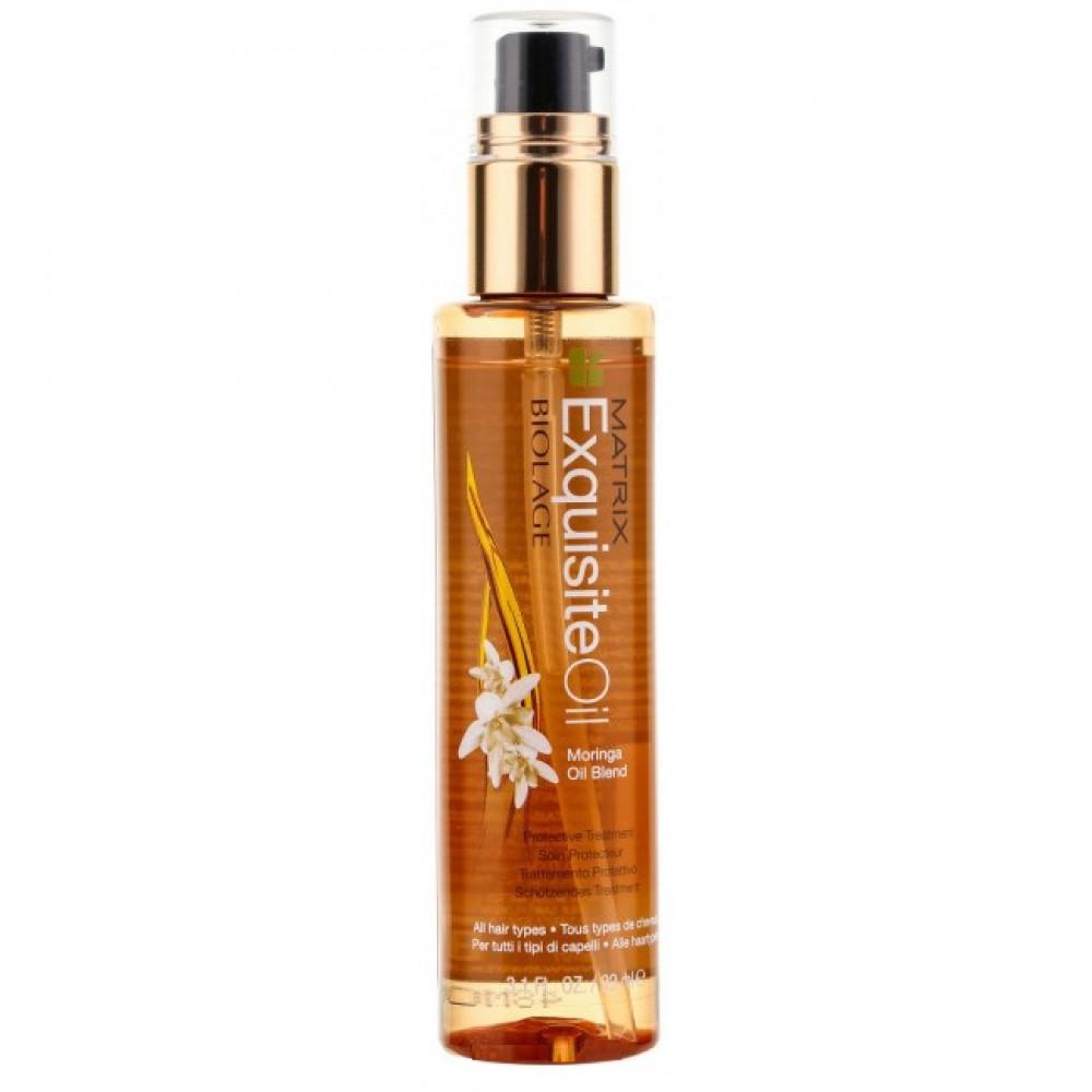 Питающее масло Biolage Exquisite Oil Replenishing Treatment Matrix
